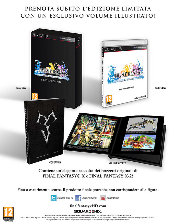 Final-Fantasy-X-X-2-HD-Remaster collectors edition