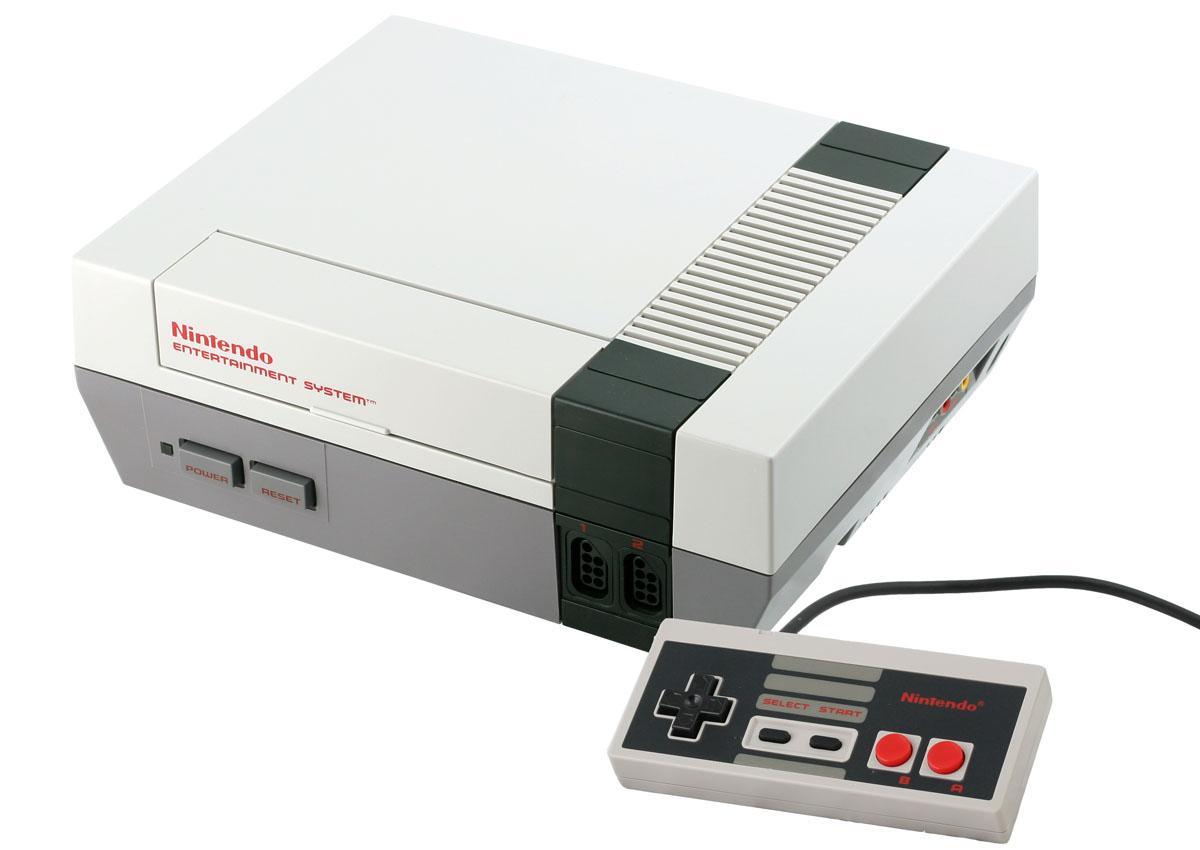 Nintendo 8bit Nes