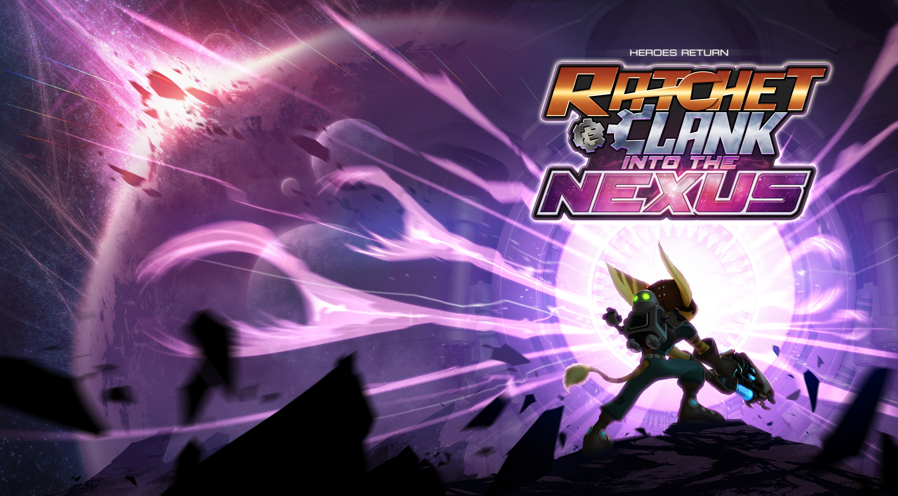 Ratchet e clank into the nexus
