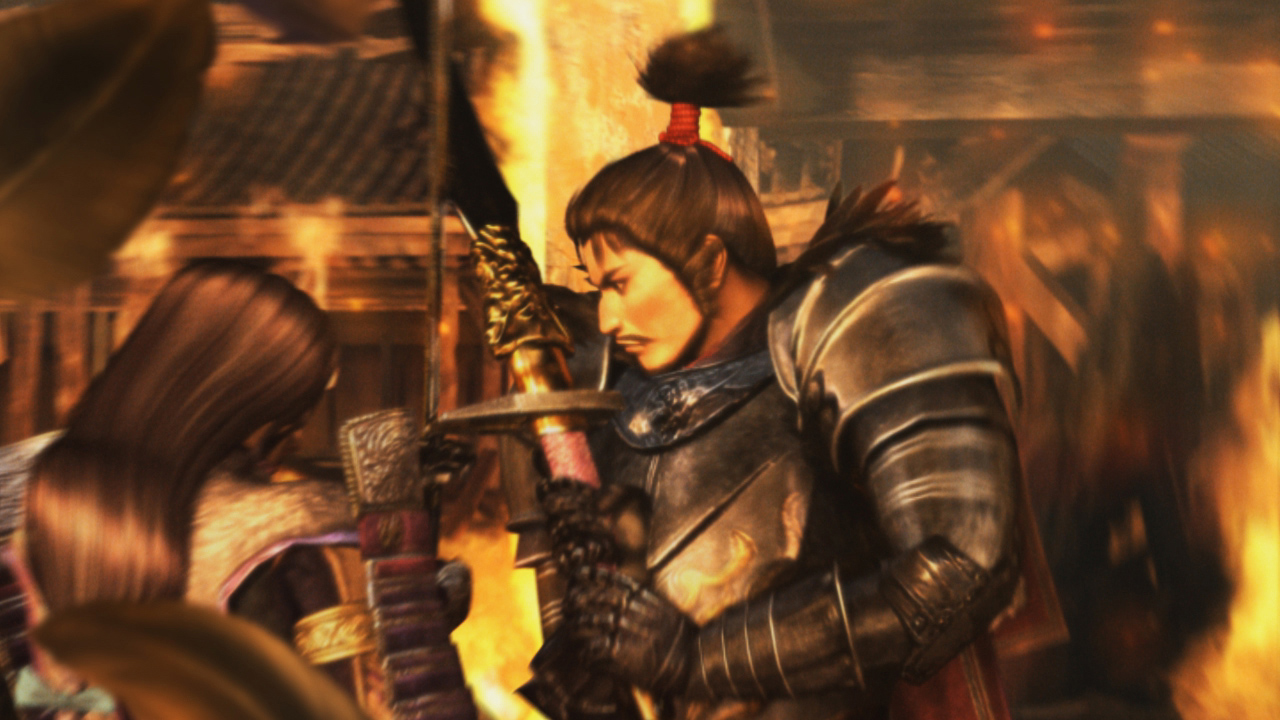 Samurai Warriors 2 with Xtreme Legends & Empires HD Version 19072013d