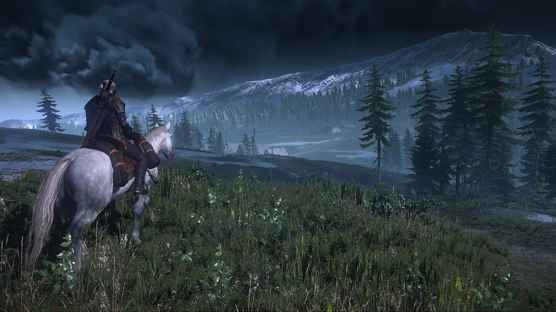 The_Witcher_3_Wild_Hunt_Horse
