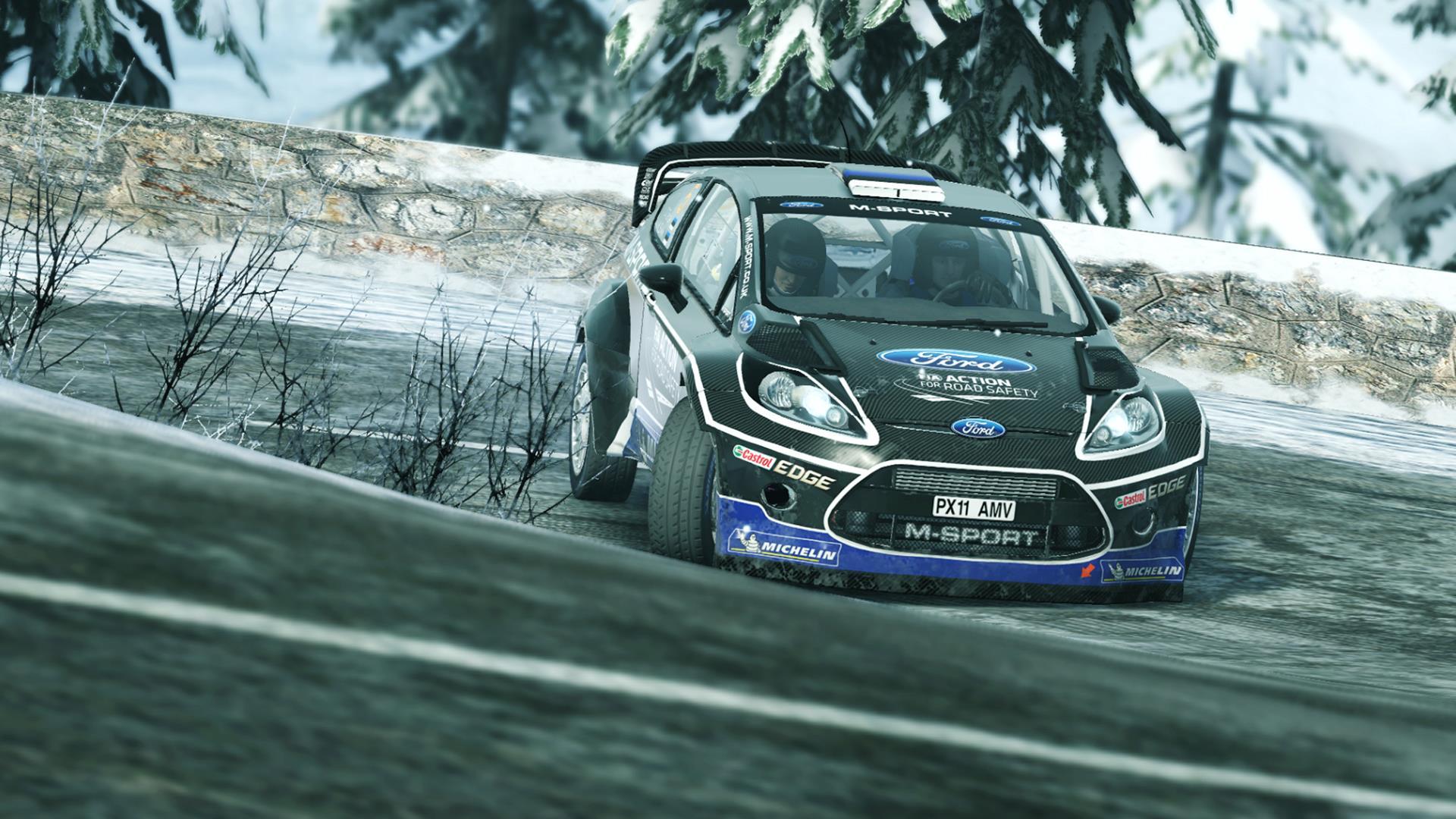 WRC3 Sweeden