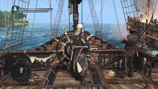 aciv black flag naval exploration trailer