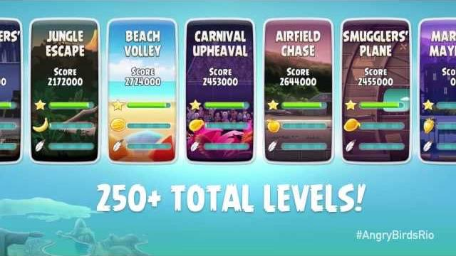 angry birds rio update 25072013