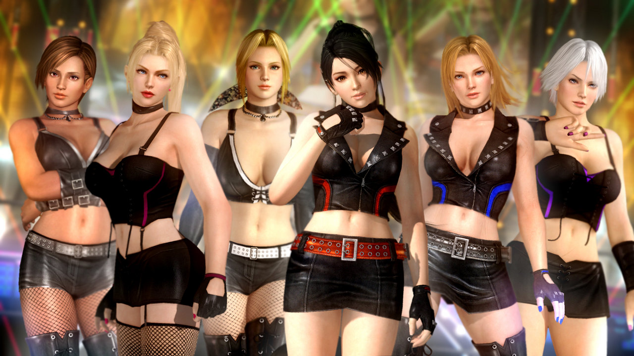 dead or alive 5 ultimate 19072013u