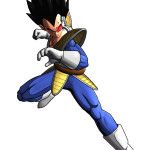 dragon ball z battle of z-vegeta-1