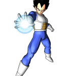 dragon ball z battle of z-vegeta-old-battle-suit