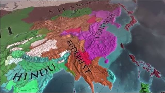 europa universalis IV religion trailer