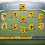 fifa 14 ultimate football team d
