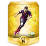 fifa 14 ultimate football team f Messi