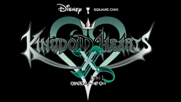 kingdom hearts X