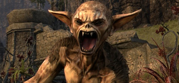 the elder scrolls online the scamp 27072013
