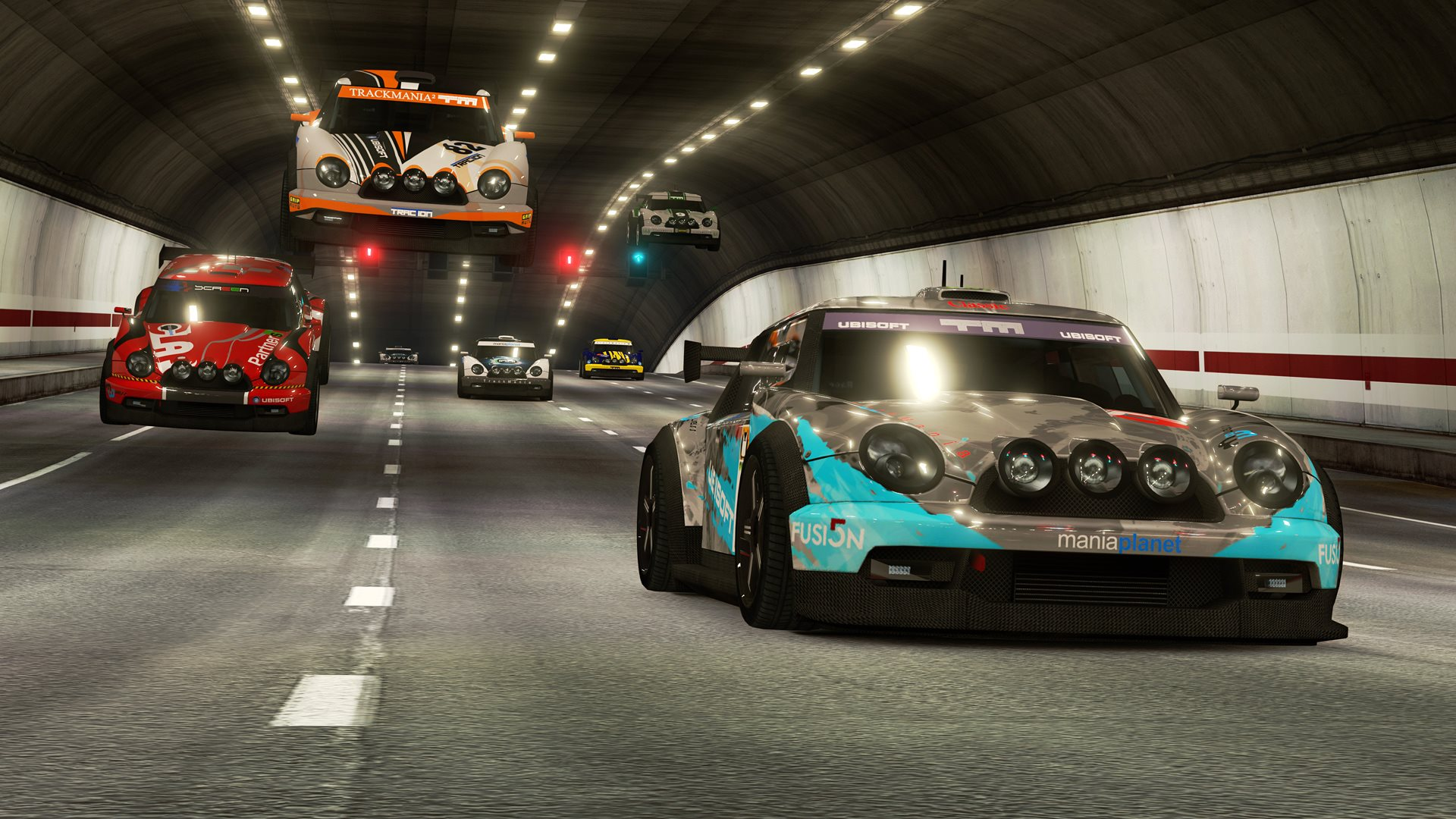 trackmania valley in game