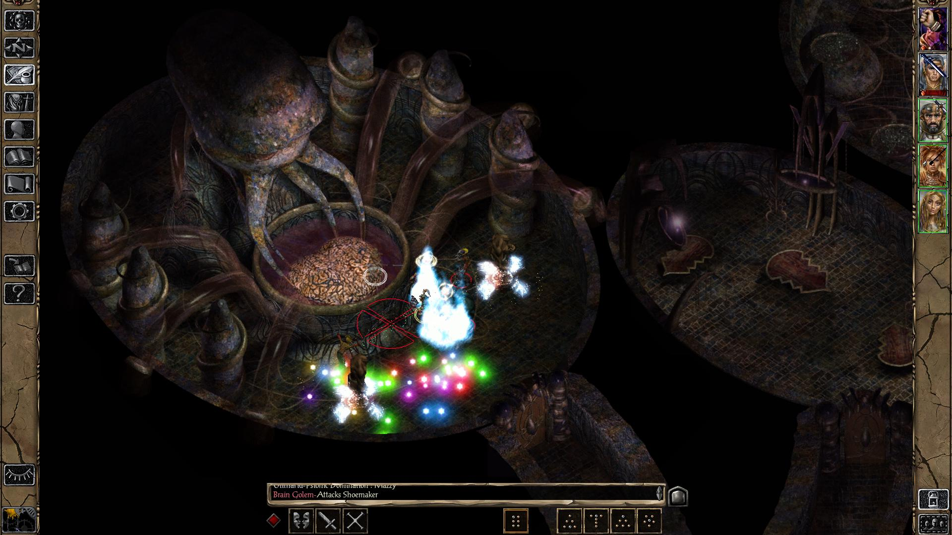 Baldur's Gate 2 Enhanced Edition 2 in game