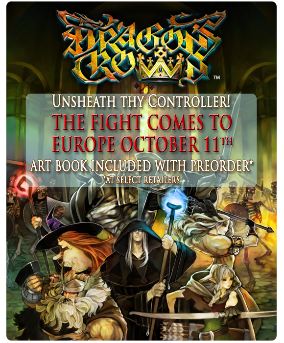 Dragon's Crown_data uscita europea