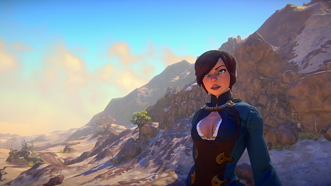 EverQuest Next, presentato pochi giorni fa, è uno dei titoli più attesi di ProSebenSat.1 alla Gamescom di quest'anno