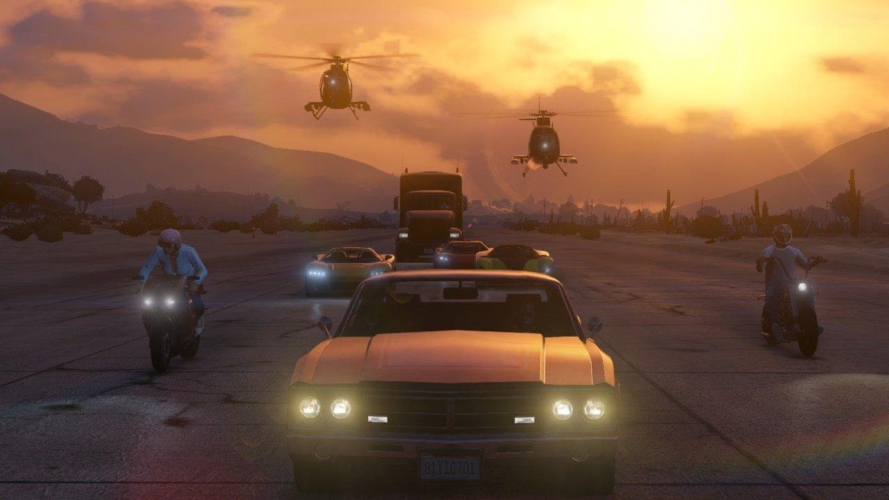 GTA V online 16082013
