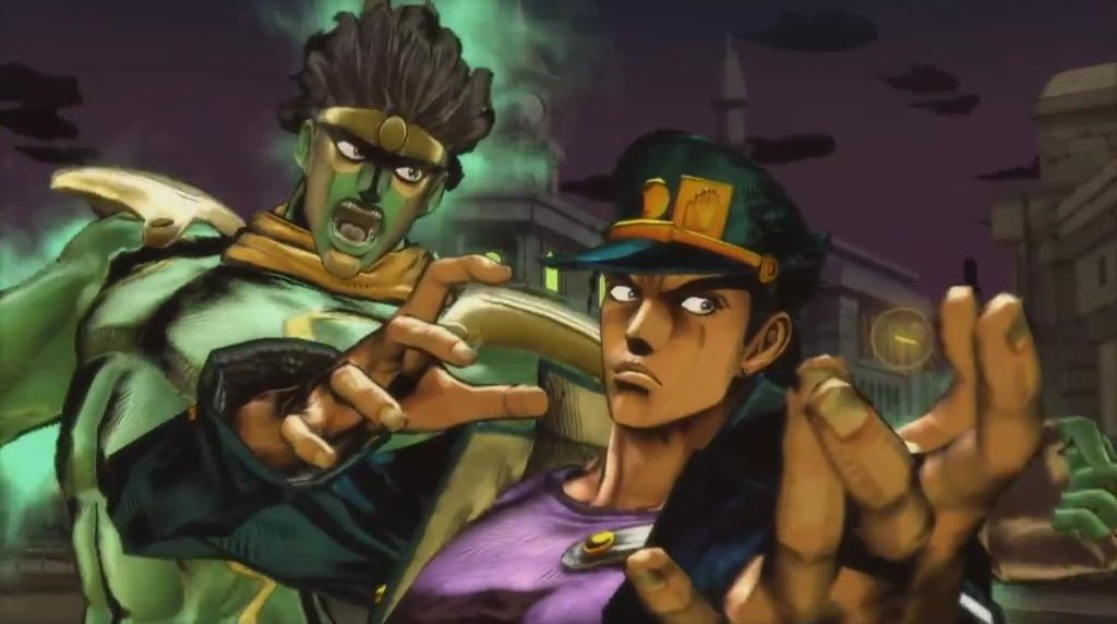 JoJo's Bizarre Adventure All Star Battle 29082013