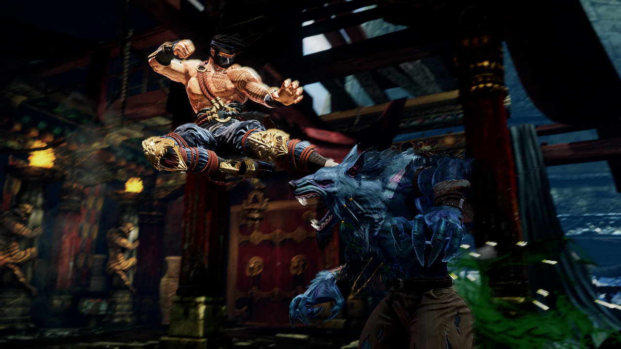 Killer-Instinct in game