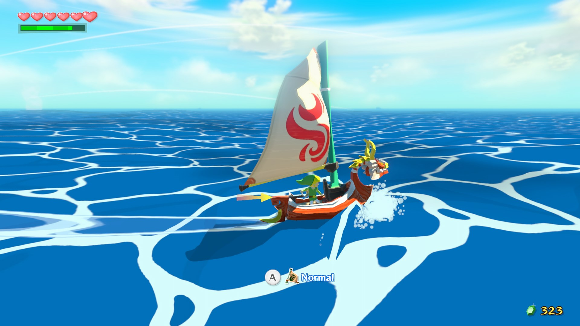 The Legend of Zelda Wind Waker HD 22082013