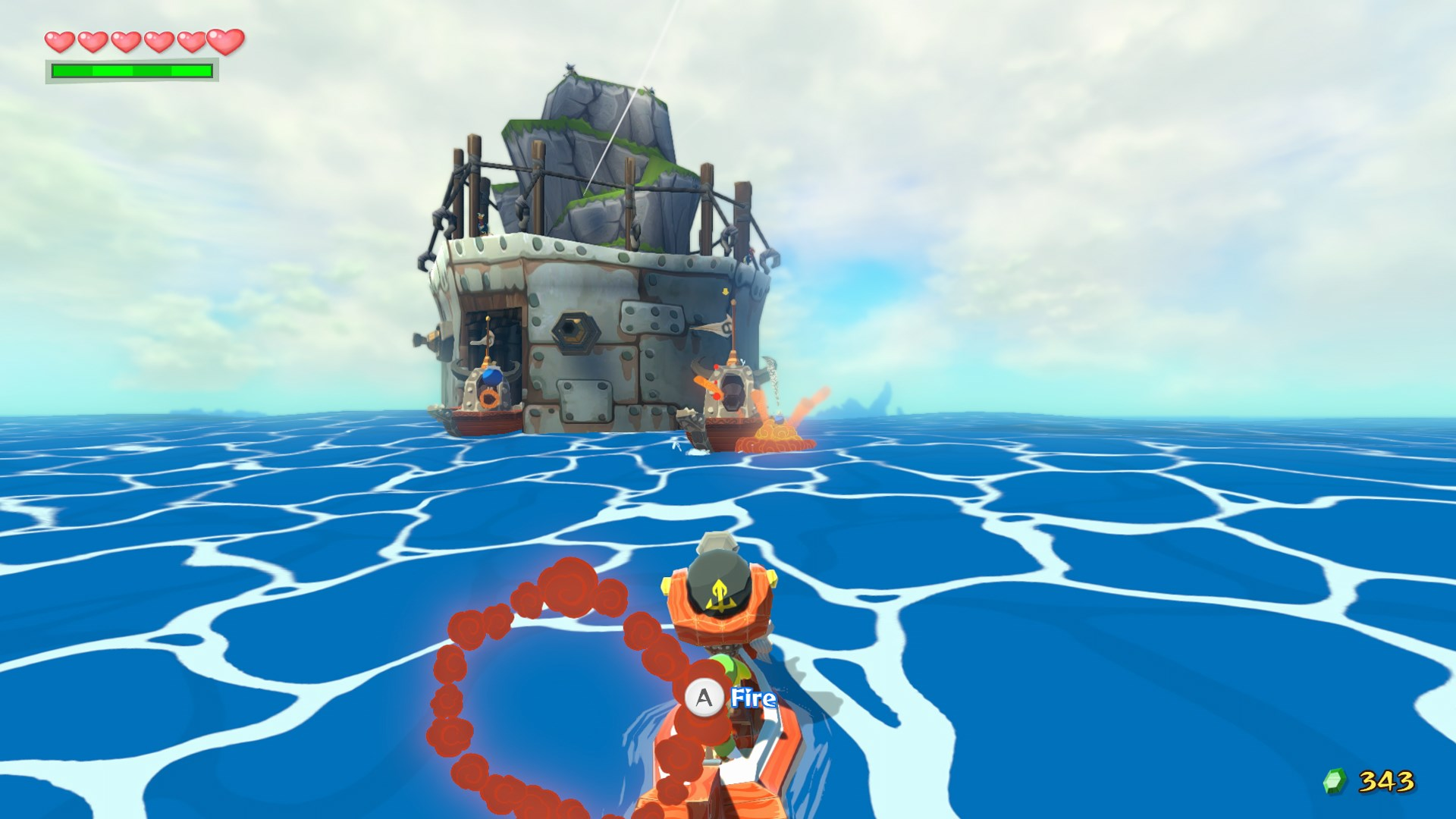 The Legend of Zelda Wind Waker HD 22082013b