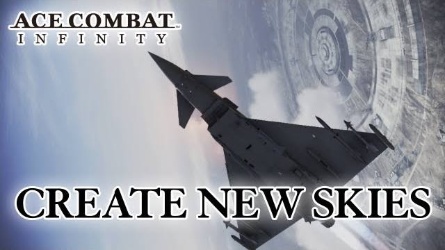ace combat infnity trailer