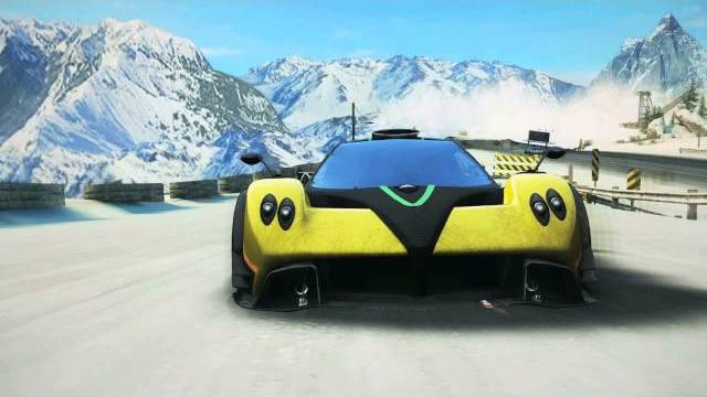 asphalt 8 trailer gamescom