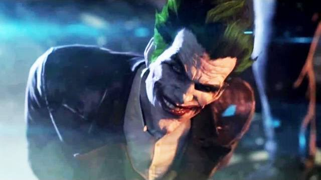 batman arkham origins trailer nowhere to run
