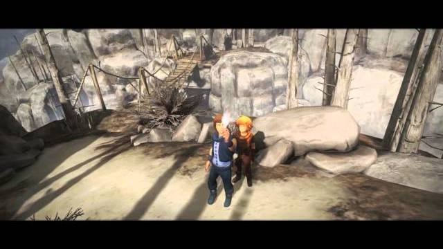 brothers a tale of two sons trailer di lancio