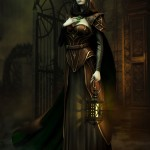 castlevania lords of shadow 2-carmilla
