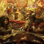 dragon's crown art 0708201331