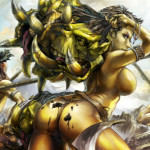 dragon's crown art 0708201349