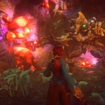 everquest nest-wizard-and-earth-elemental-face-off-in-underground-crystal-chamber