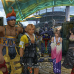 final fantasy X1 e X2 remastered 1108201311