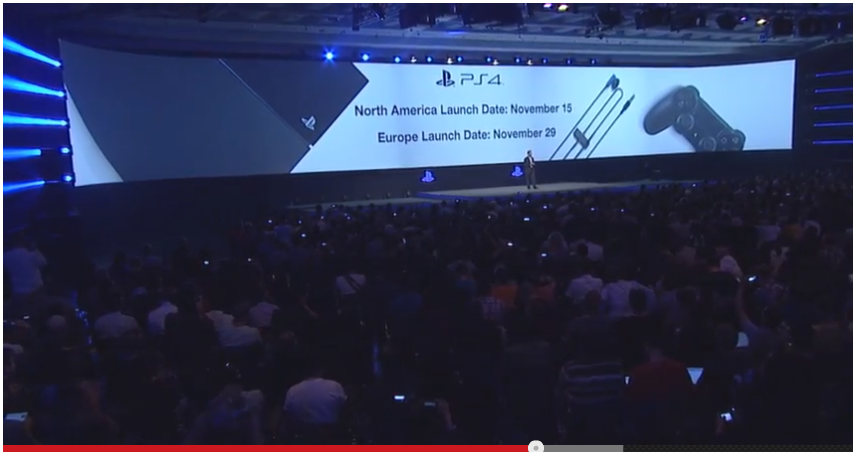 gamescom ps4 launch
