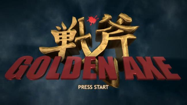 golden ax reborn