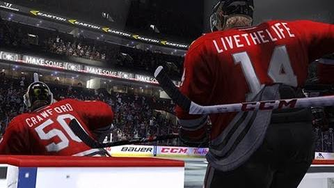 nhl 14 live the live trailer