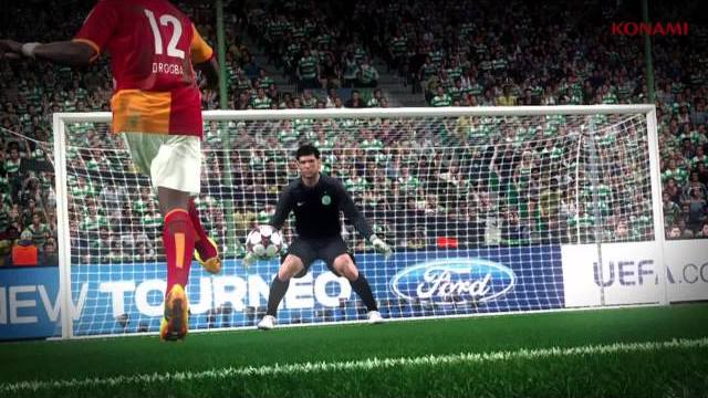 pes 14 trailer gamescom