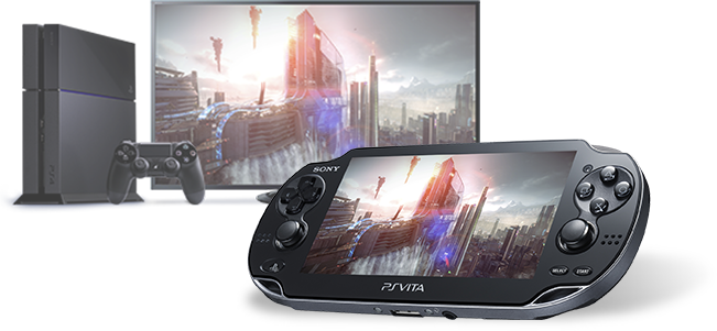 remote_play playstation 4-ps vita