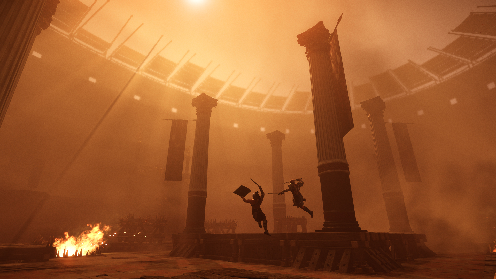 ryse son of rome sandstorm