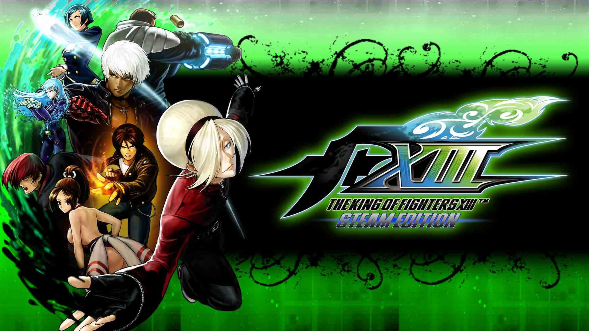 the king of fighters xiii steam edition header