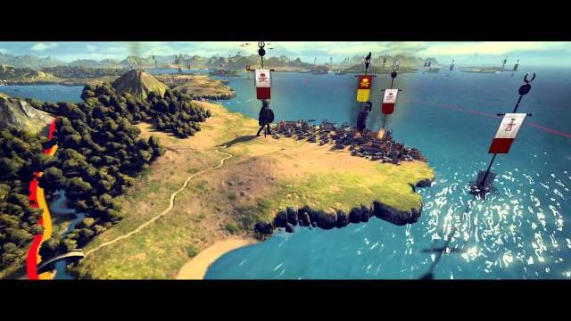 total war rome II trailer 01082013