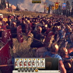 total war rome ii battle-battleline