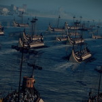 total war rome ii-naval-bigfleet
