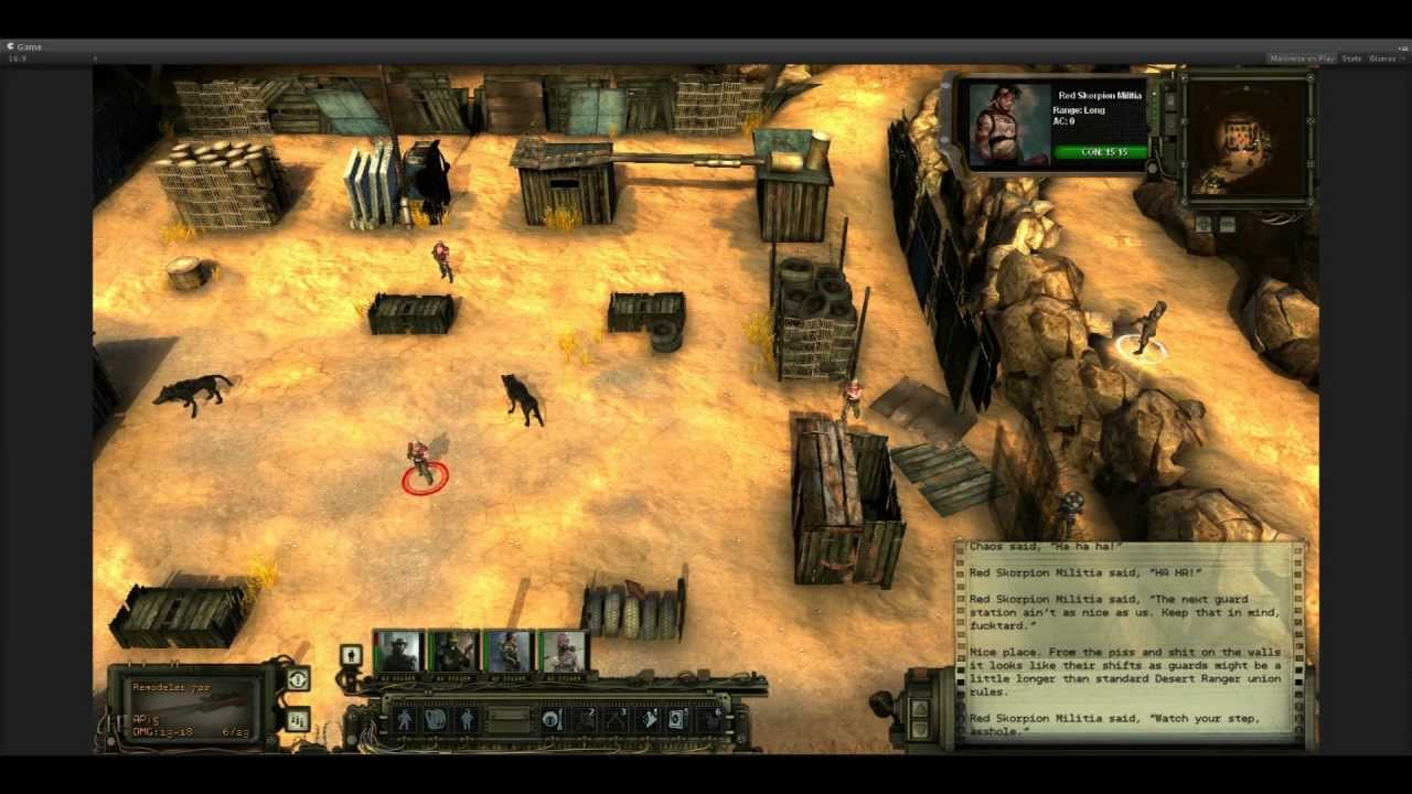 wasteland 2 in game trailer 29082013