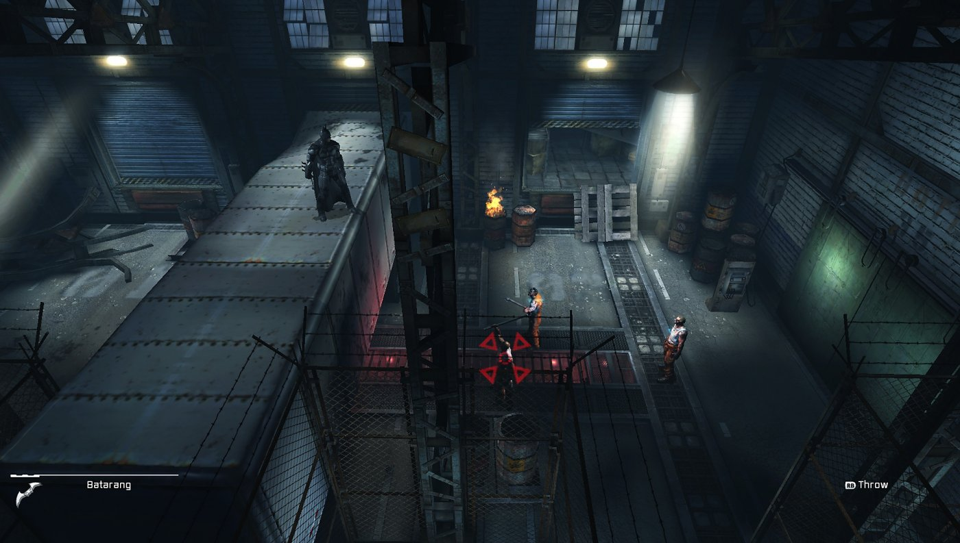 Batman Arkham Origins Blackgate 08092013