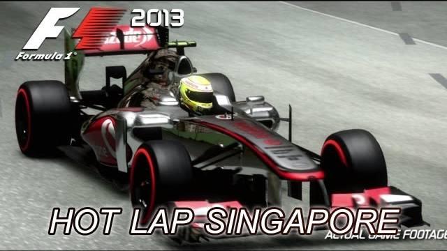F1 2013 singapore