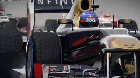 F1 2013 trailer fatnastica F1