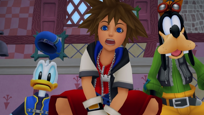 Kingdom Hearts HD 1.5 ReMIX 11082013