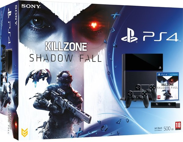 PlayStation-4 killzone shadow fall bundle